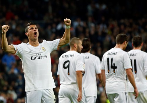 Ronaldo rules the roost