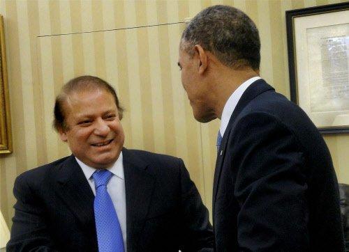Sharif gave no assurance to Obama on Hafiz Saeed