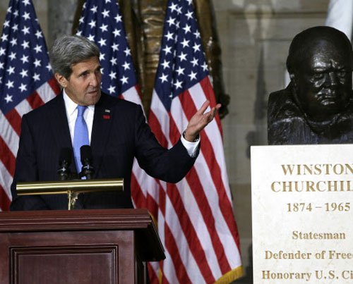 Some NSA spying went too far, says Kerry