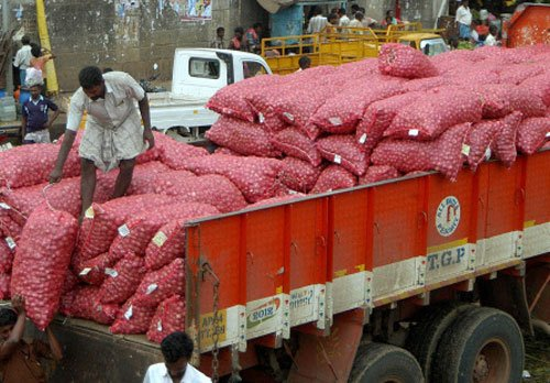 Onions leading to murders on UP roads