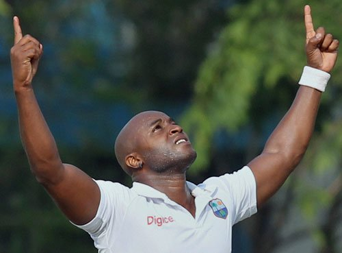Gutsy Parvinder takes UPCA to 206/5 after WI score 466