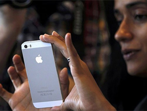 iPhone 5s launched in India