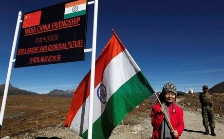 Indian troops arrive in China for joint military exercises