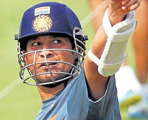 Sachin gears up for Eden tryst