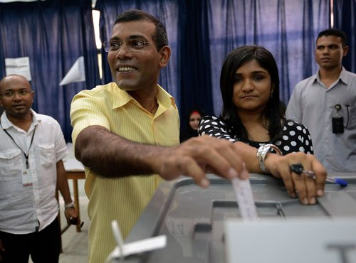 Counting begins for presidential elections in Maldives