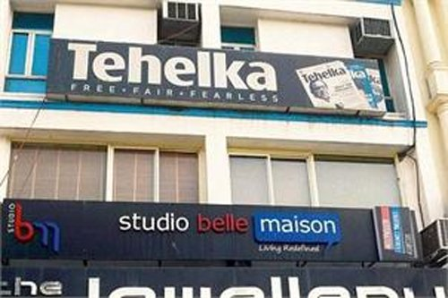 Tehelka holding co: Networth negative;auditors red-flag issues