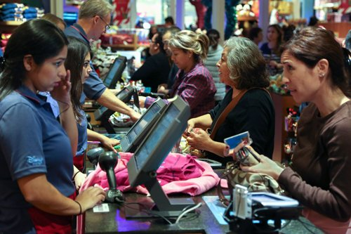 Online sales soar in Black Friday two-day shopping frenzy