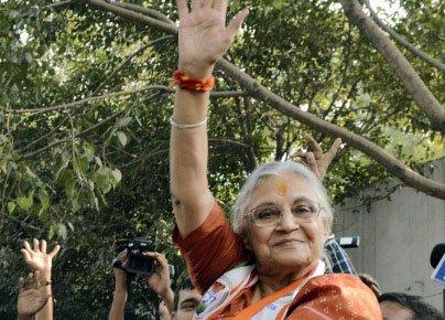 Bigwigs fight for poll pie in New Delhi
