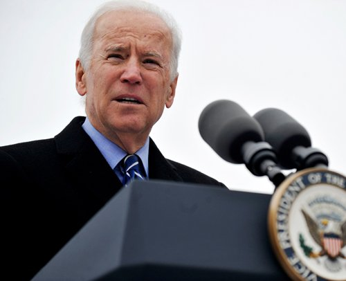 Biden heads to Asia amid tensions over China air zone