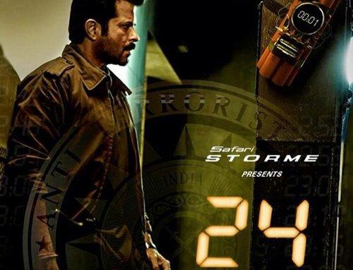 Anil Kapoor to soon start second season of '24'