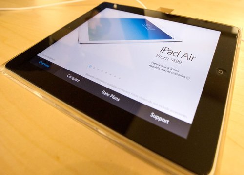iPad Air, Mini to hit Indian shores from Dec 7