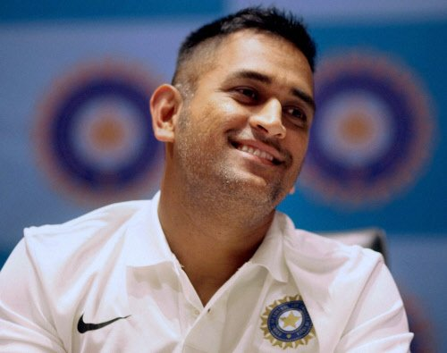 Dhoni named for game's highest Garfield Sobers Trophy