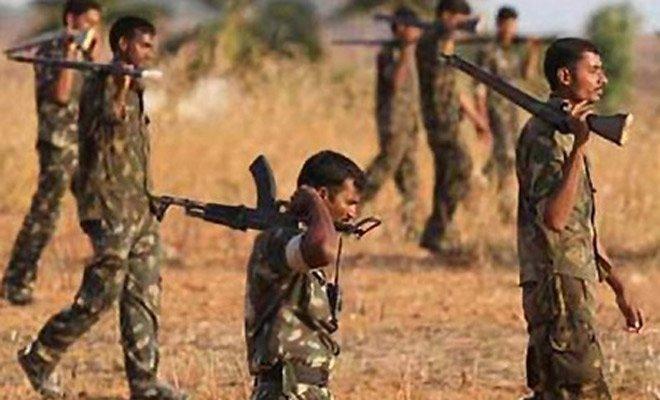 Seven policemen killed in land mine blast in Bihar