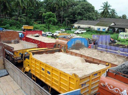 Karnataka to notify policy to crack down on sand mafia next week