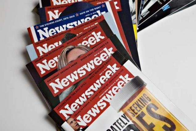 Newsweek to return to print