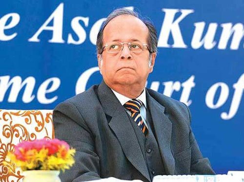Troubles grow for Justice Ganguly