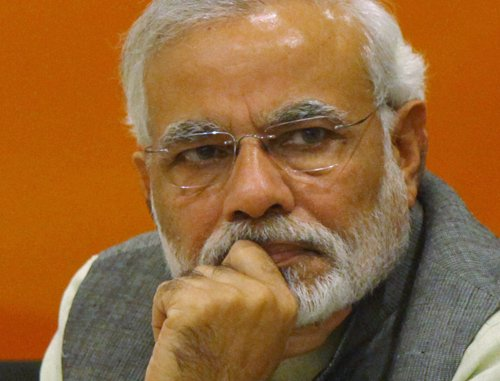 Communal Violence Bill a recipe for disaster: Modi to PM
