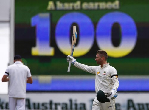 Clarke, Haddin tons as Aussies hammer England