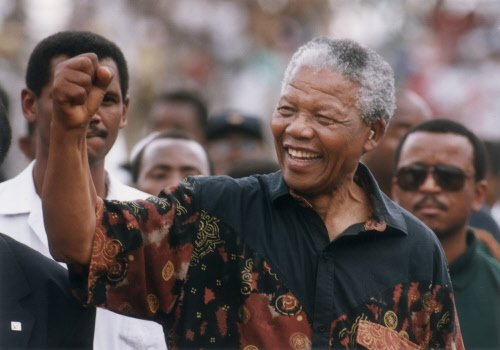 India salutes Bharat Ratna Mandela