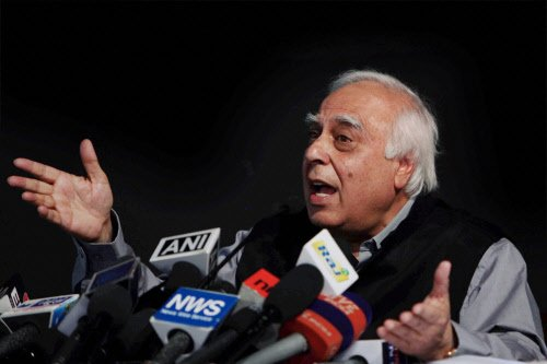 Law intern issue can't be 'brushed under the carpet': Sibal