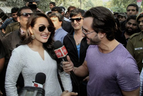 Saif was really generous: 'Yaariyan' director