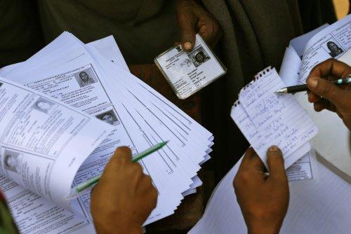 Landslide win for BJP in MP, Raj; ahead in Delhi