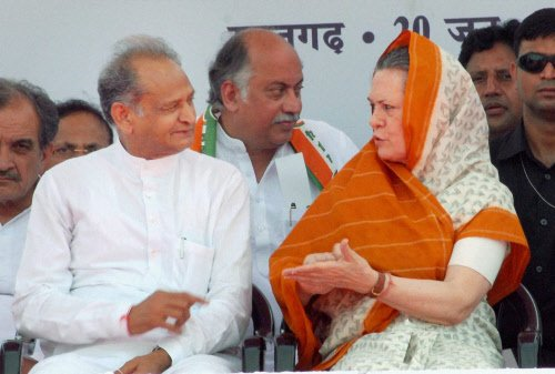 Gehlot's populist policies fail to yield dividends