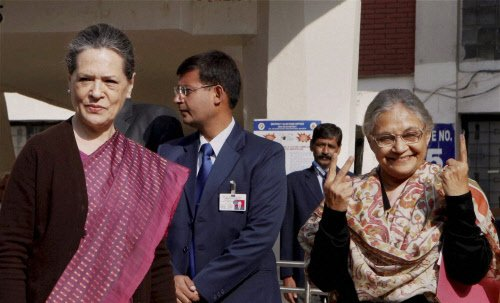 Congress defeat calls for deep introspection: Sonia Gandhi