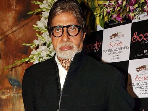 Big B not working with Rekha