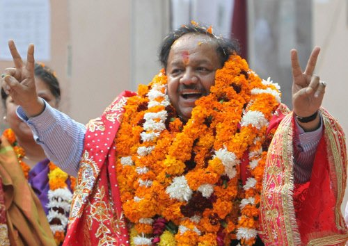 Not to stake claim for govt formation, BJP to sit in opposition: Vardhan