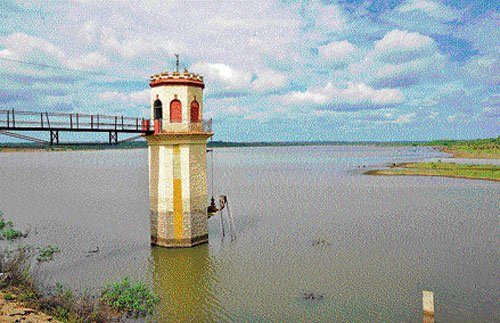 Hesaraghatta Lake sees water after 6 yrs