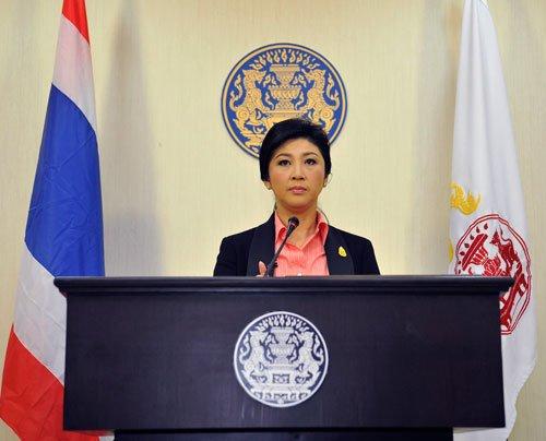Thai PM announces House dissolution