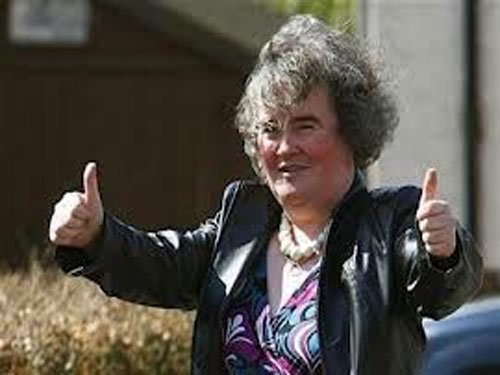 Susan Boyle relieved after Asperger's syndrome diagnosis