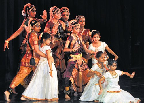 A delightful treat for dance-lovers
