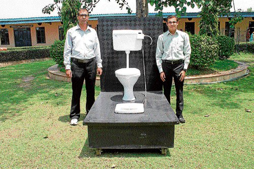 An innovative step towards water conservation