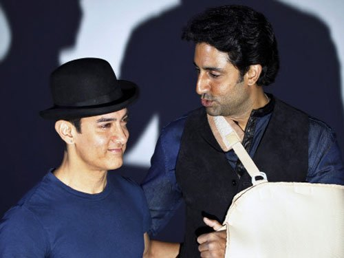 Aamir Khan has no box office expectations from 'Dhoom 3'
