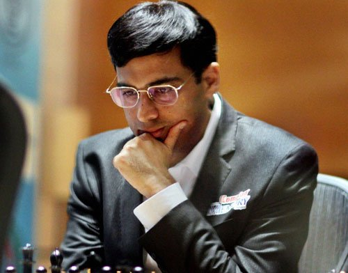 Anand starts off in style in London Chess Classic