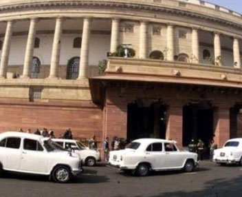 Amended Lokpal Bill in Rajya Sabha, debate thwarted