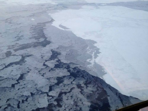 Ice melt means greener Arctic is the new normal