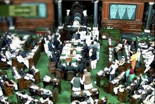 Talking tough, SP says it will support no-confidence motion