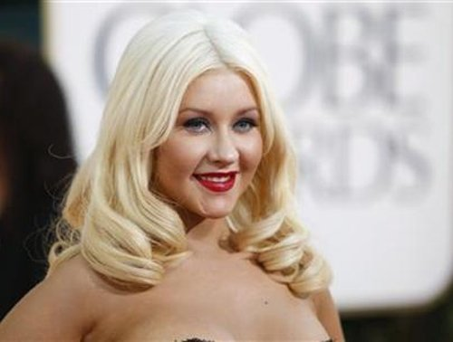 Christina Aguilera loses weight due to Reiki sessions?