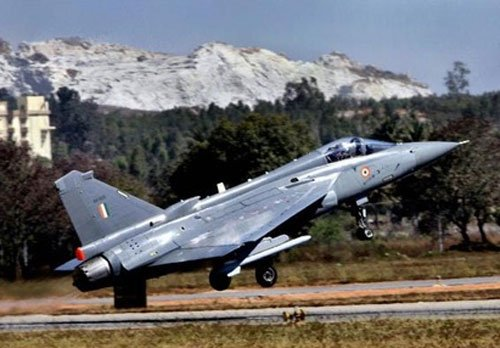 IAF seeking to obtain initial opn clearance for Tejas: Browne