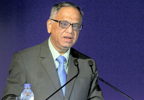 Let Modi repent and move on, says Narayana Murthy