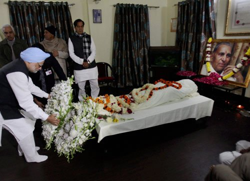 Labour minister Sis Ram Ola dead