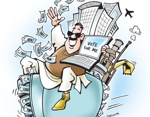 Majority of Chhattisgarh MLAs crorepatis, say watchdogs