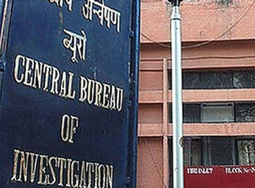 Encounter case: SC notice to CBI on IPS officer's bail plea