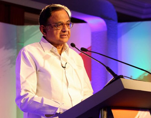 Mobiles to have SoS button for women's safety: Chidambaram