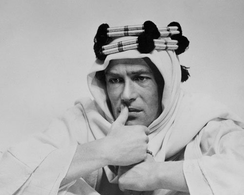 O'Toole, star of Lawrence of Arabia, the most original actor from Britain