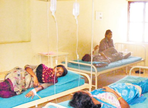 Hostel inmates fall ill to food poisoning