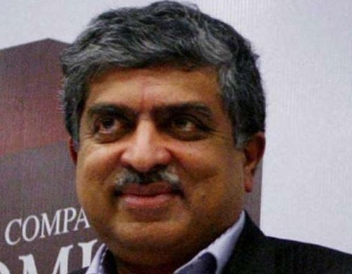 Nilekani seeks Cong ticket for B'lore South